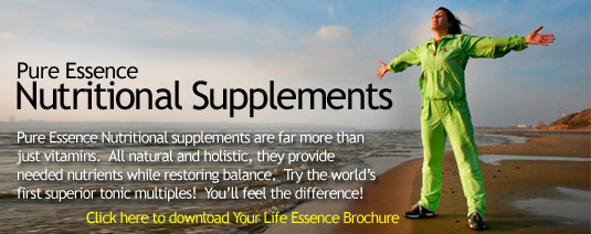 Pure Essence Nutritional Supplements